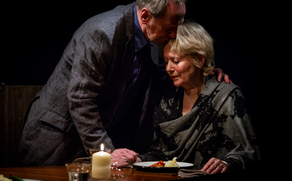 Photo of Bill Paterson & Dearbhla Molloy in And No more Shall We Part is not available yet