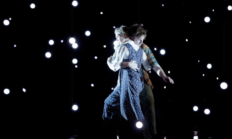 Photo of not Laura Lohi & Matthew Walsh Bade in To See The World while the Light Lasts